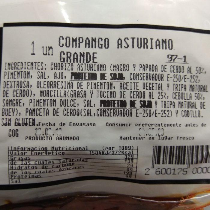 Compango Asturiano