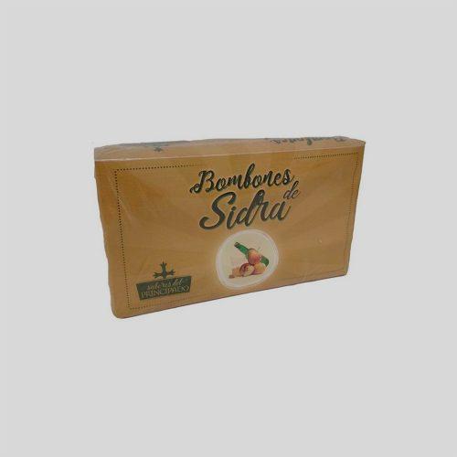 Bombones de sidra