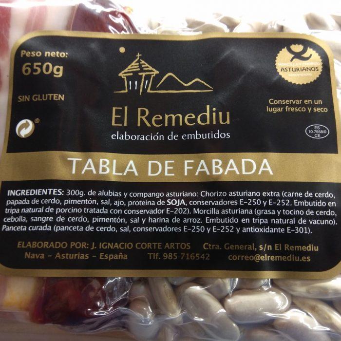 Preparado Fabada Asturiana