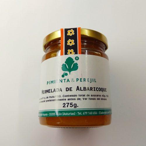 Mermelada asturiana de Albaricoque
