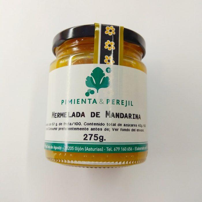 Mermelada asturiana de Mandarina