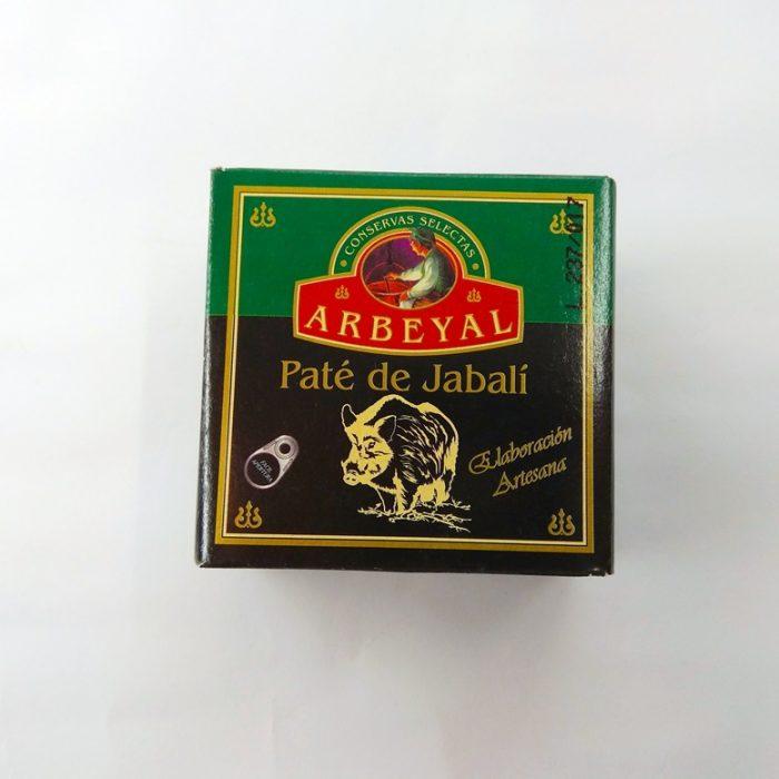 Paté de Jabalí