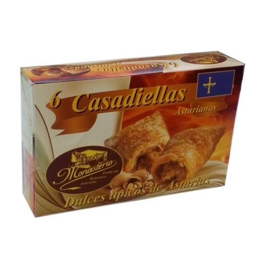 Casadielles Asturianas