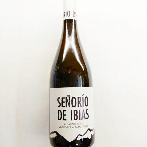 Vino asturiano Señorío de Ibias
