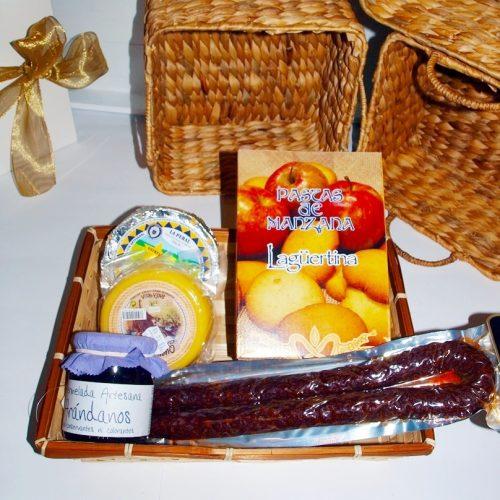 Bandeja de Productos Asturianos