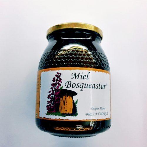 Miel asturiana de Brezo