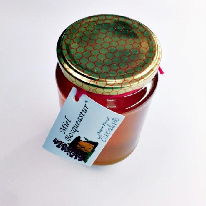 Miel asturiana de Eucalipto