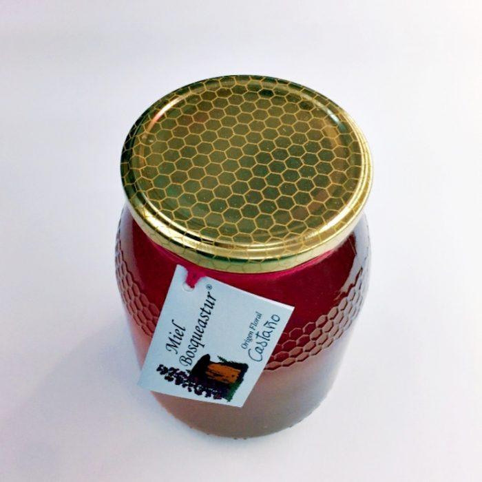 Miel asturiana de Castaño